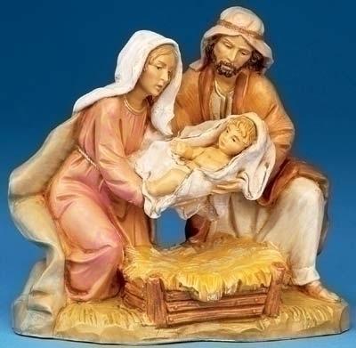 Holy Family - Fontanini
